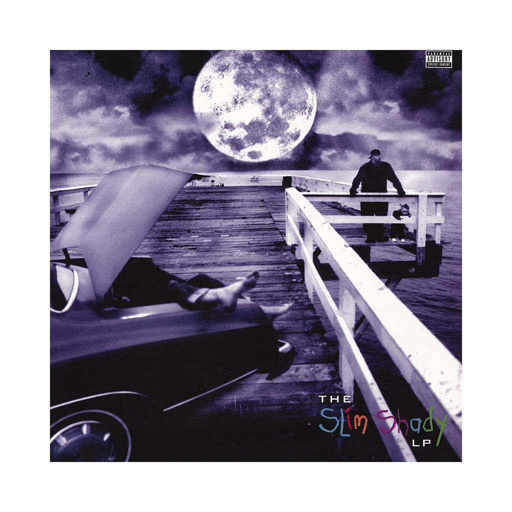 Eminem-Slim Shady LP-all rights reserved